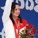 Soni Wins Gold in 200-Meter Breaststroke