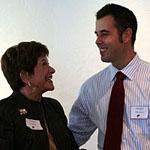 Hospital Guild Honors Harlyne J. Norris