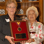 Ann Thor and Frances Wu Honored
