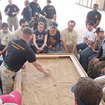 Students Learn Leadership From Marines