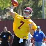 Carroll Taps Matt Barkley as Starter