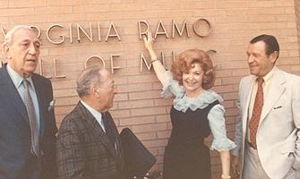 In Memoriam: Arts Patron Virginia Ramo, 93