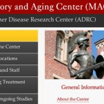 Memory Center Launches New Web Site