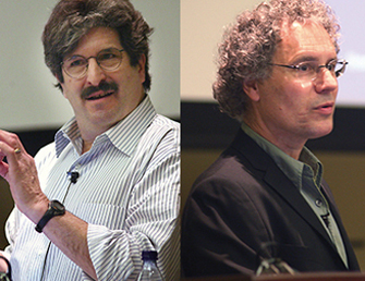Ruvkun and Ambrose Receive Massry Prize