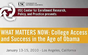 USC Hosts Higher Education Conference