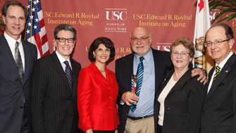 USC Social Work Awards Pearmain Prize