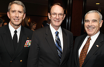 ROTC Dinner Salutes Military Service