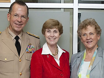 Admiral Cites Challenges Facing Military Families