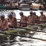 Men's Team Rows Its Way Into Royal Regatta