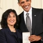Roberta Diaz Brinton Honored at White House