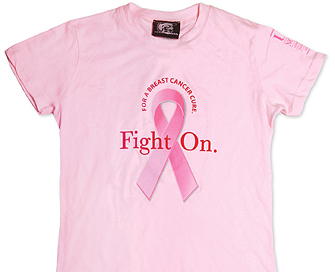 Trojans Promote Breast Cancer Awareness Month | USC News