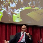 Michael Chertoff Lectures at CREATE Event