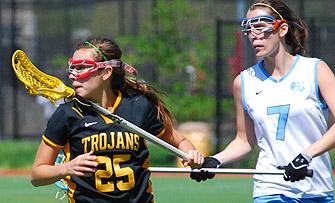 USC to Add Women's Lacrosse in 2012-13