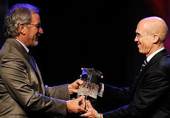 Katzenberg Honored by Shoah Foundation institute