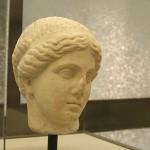 Rare Aphrodite Sculpture in Tutor Campus Center
