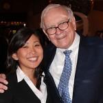 USC Marshall Undergraduates Meet Warren Buffett