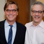 Sorkin Pays Social Visit to Cinematic Arts Students
