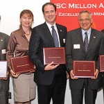 Mellon Mentoring Awards Given to Faculty