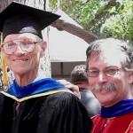 Illustrious Alumnus Earns Ph.D. at USC