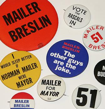 Politics, Norman Mailer Style