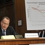 Kleinbard Testifies Before Senate Committee on Finance