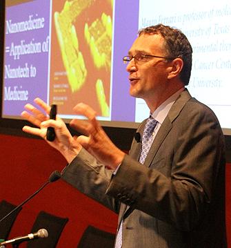 Ming Hsieh Institute Symposium Explores Nanomedicine