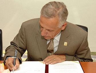 USC Signs MOU in Taiwan