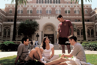 USC Leads the Nation in International Students