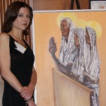 USC Roski Student's Painting Appears at Smithsonian
