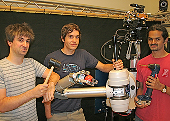 Robotic Hand Picks Up Best Paper Prize