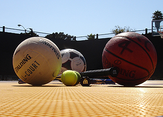 USC Recreational Sports Gets Cagey