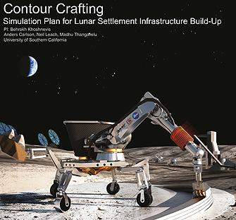 NASA Funds USC Lunar Project
