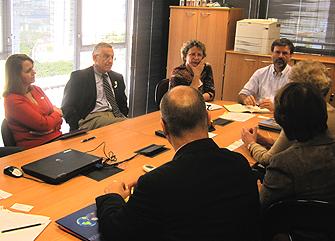 USC Delegation Visits South America