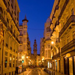 Sampling the Sensations of Spain