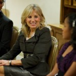 Jill Biden Participates in Roundtable on Military Families