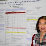 Doctoral Student Finds Many of L.A.'s Older Koreans Underemployed