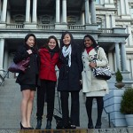 APASS Students Attend Youth Briefing in D.C.