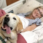 Pooch Power Cheers Ailing Patients