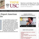 USC Introduces Op-Ed Site