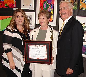 Wind Wins Orange County Education Award
