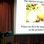 Nobel Laureate Visits USC, Inspires Students
