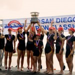 USC Women's Rowing team wins at the San Diego Crew Classic
