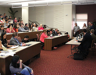 TRPI Hosts Conference on Immigration