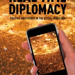Philip Seib's newest book is Real-Time Diplomacy