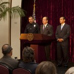 President Nikias talks about security measures at USC