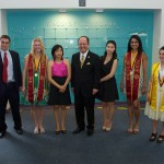 2012-13 Fulbright Scholars at USC