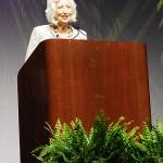 AOTA president Florence Clark