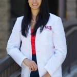 Karissa Hodges is graduating from the Keck School of Medicine of USC