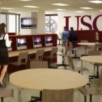 Rendering of the interior of USC Hybrid High School (Rendering/Courtesy of Berliner and Associates)