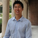 USC Dornsife alumnus Daniel Wu has earned an All USA-College Academic Team scholarship, an annual award given by USA Today. (Photo/Laurie Moore)